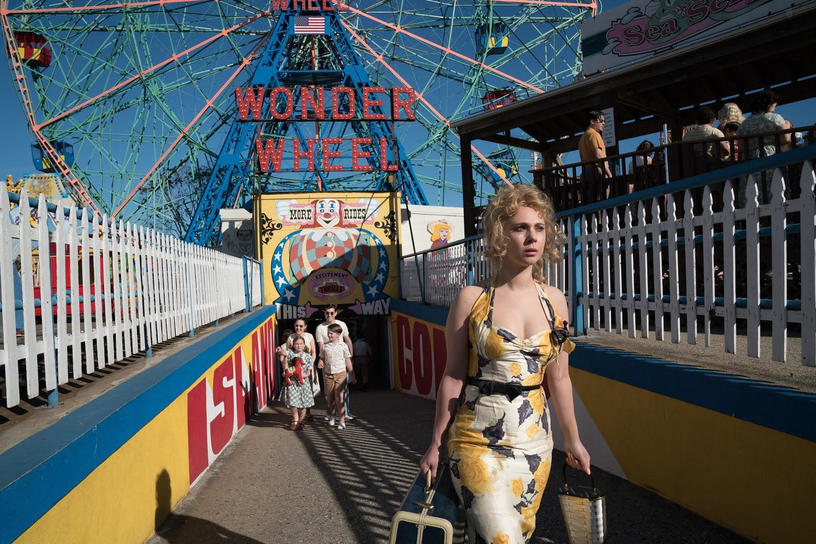 Wonder Wheel - Woody Allen