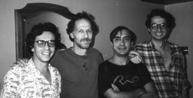 Sandro Romero, Werner Herzog, Carlos Mayolo y Luís Ospina