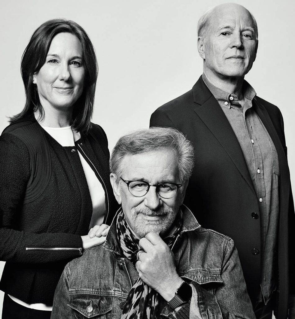 Kathleen Kennedy, Steven Spielberg