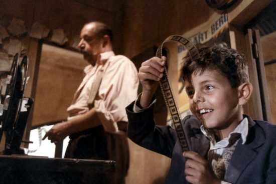 Cinema Paradiso, de Guiuseppe Tornatore (1988)