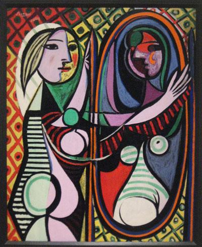 Venus del espejo, de Pablo Picasso
