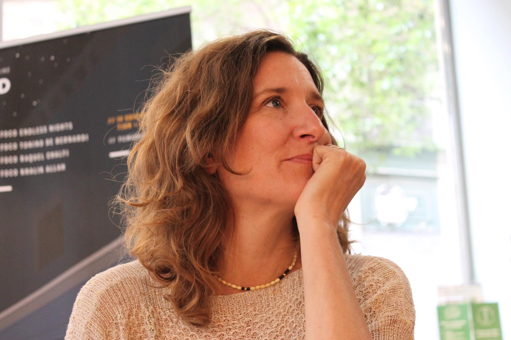 Monica Stambrini. Foto de Ana Moreira