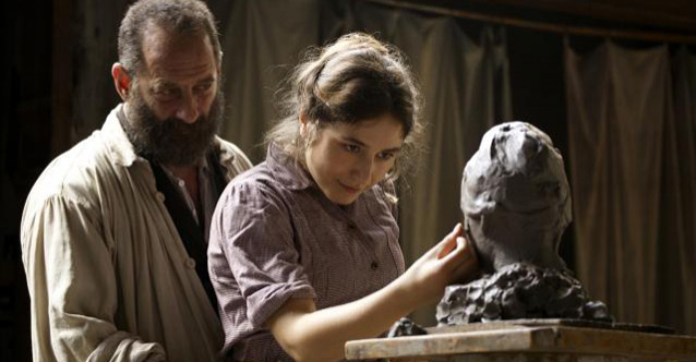 Rodin con Camille Claudel - Revista Mutaciones