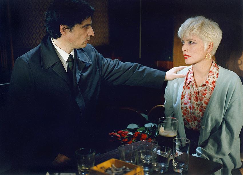 Jean-Pierre Léaud en Contraté a un asesino a sueldo (1990)