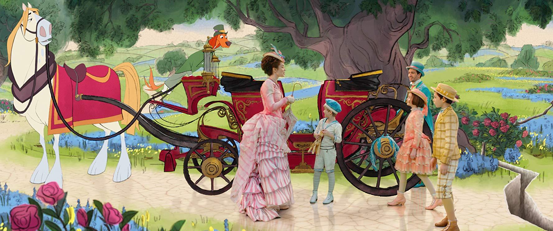 1. El regreso de Mary Poppins - Revista Mutaciones