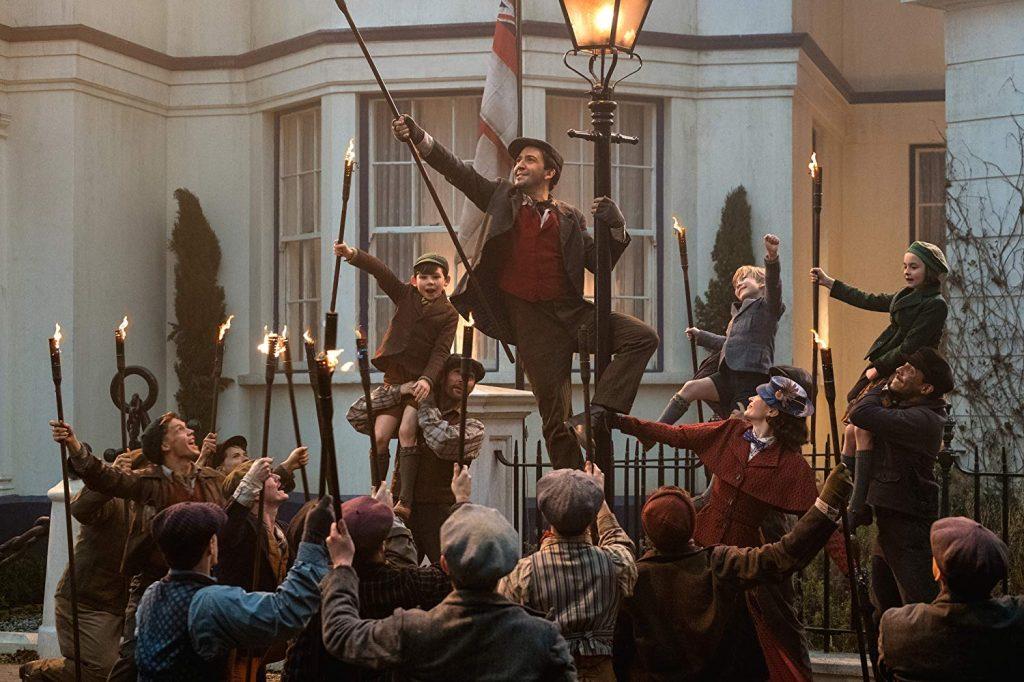 El regreso de Mary Poppins - Revista Mutaciones