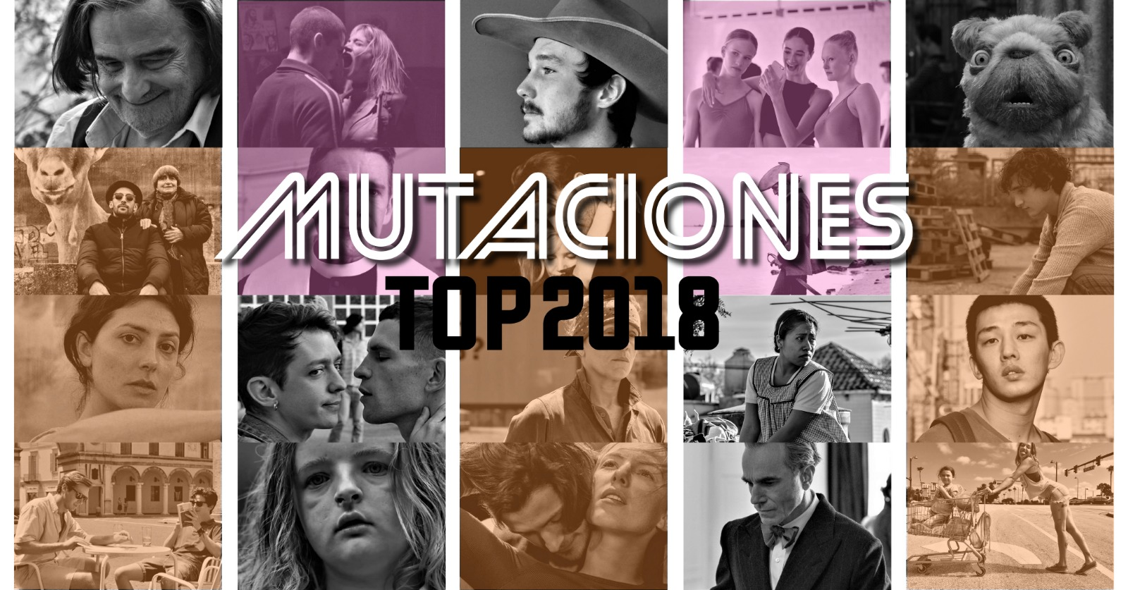 top 2018 mejores peliculas series