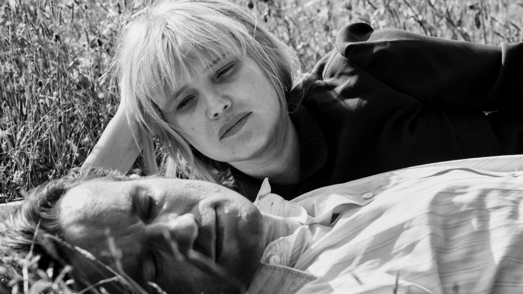 Tomasz Kot and Joanna Kulig in Cold War