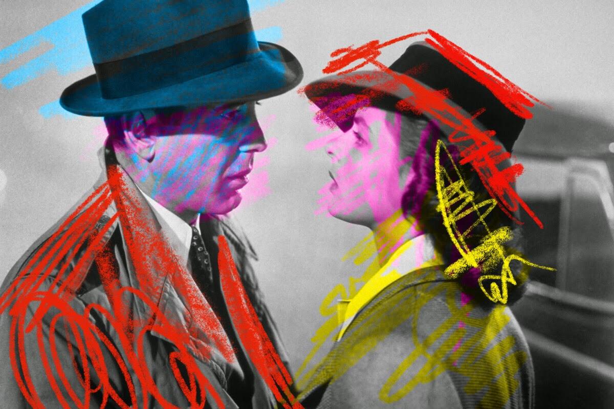 Casablanca In Living Color - Revista Mutaciones