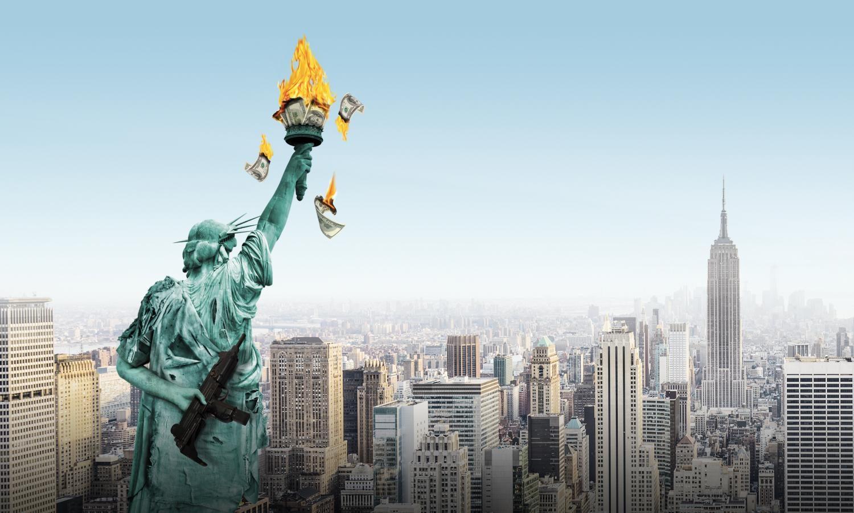 La caída del imperio americano - Revista Mutaciones