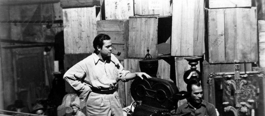 La mirada de Orson Welles (2018), de Mark Cousins