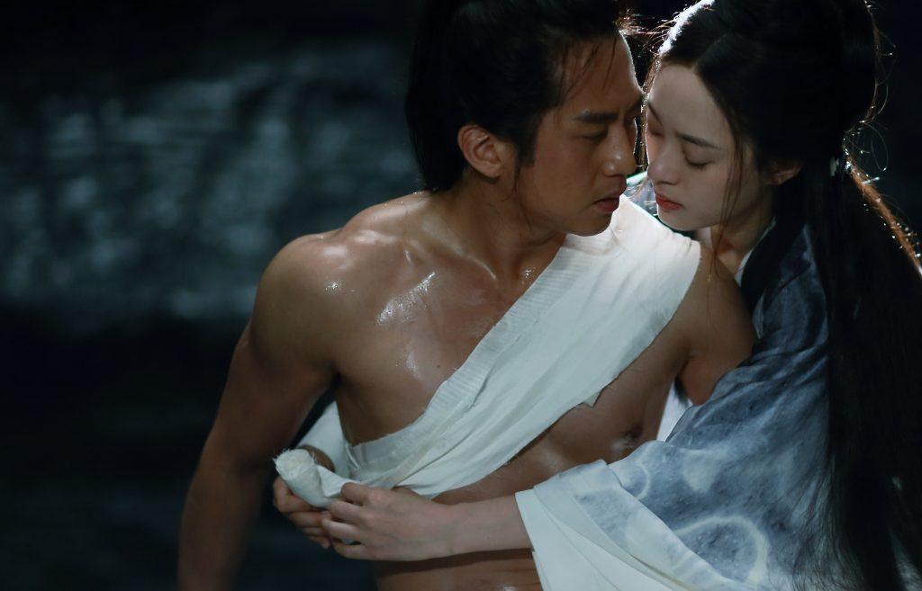 Sombra (2018), de Zhang Yimou