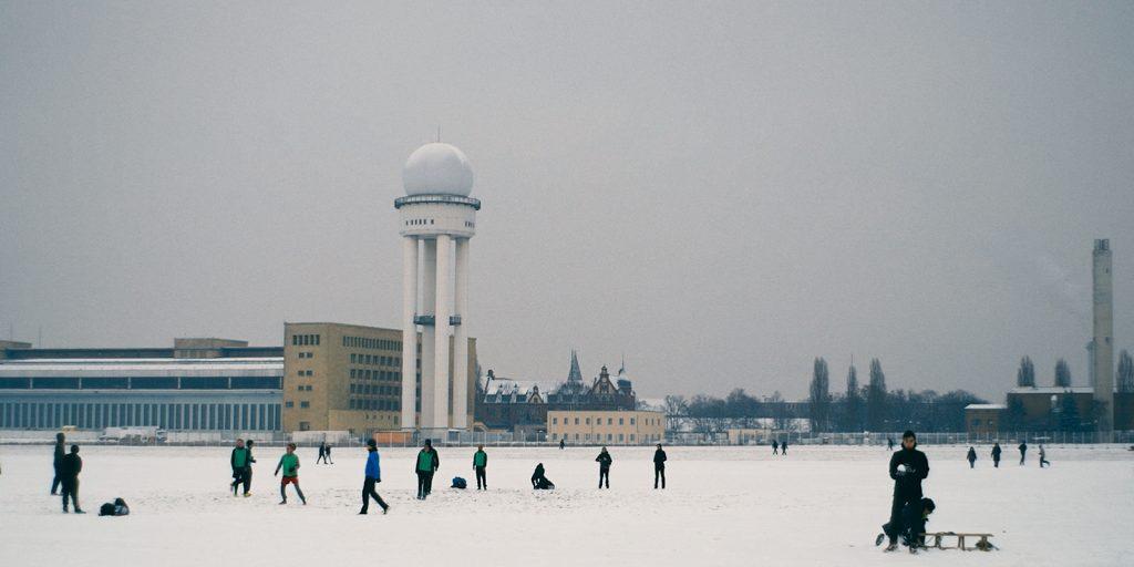 Aeropuerto Central Tempelholf - Revista Mutaciones
