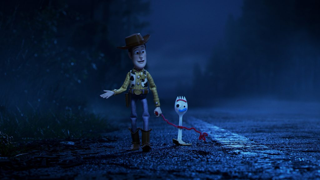 Toy Story 4 Revista Mutaciones
