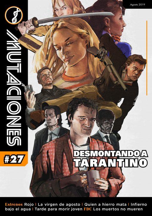 PORTADA 27 - Mutaciones
