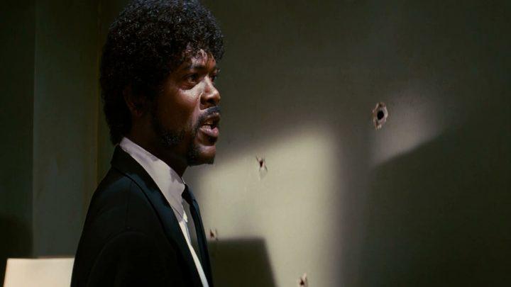 Pulp Fiction, Samuel L. Jackson es Jules