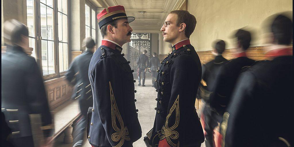 El oficial y la espia (J'accuse)