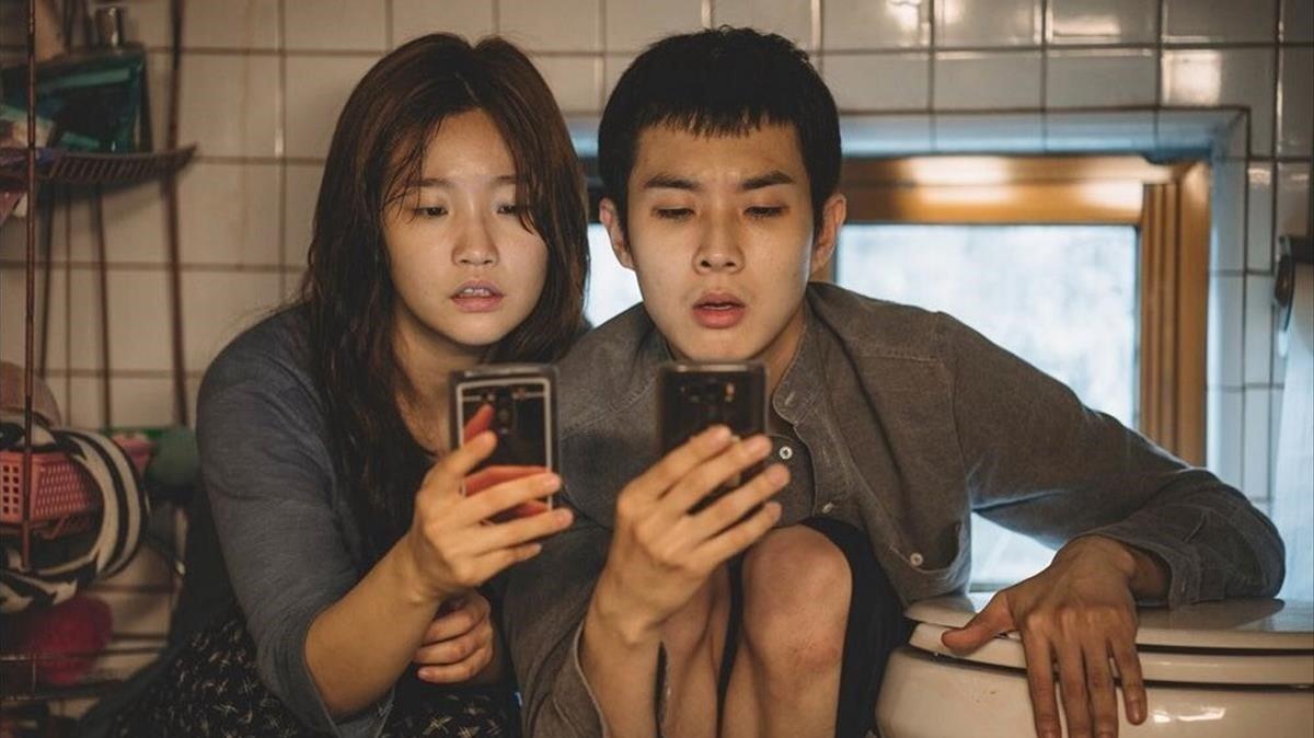 Parásitos, de Boon Joon Ho