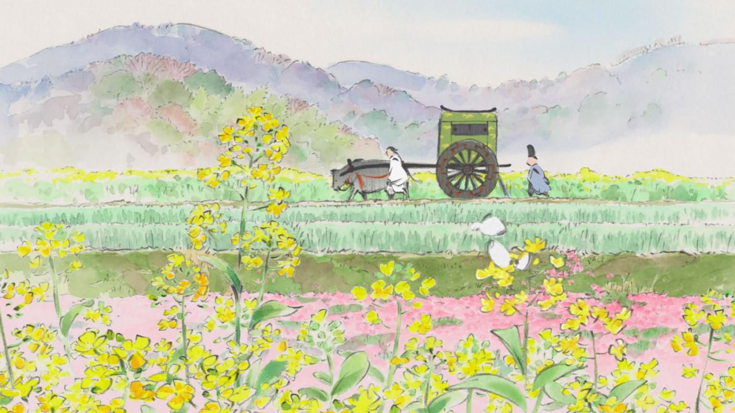 11. El cuento de la princesa Kaguya - Revista Mutaciones