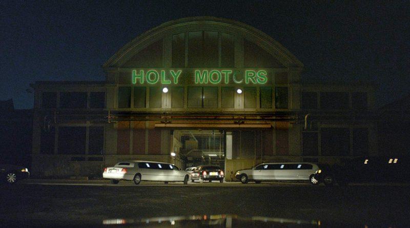 Holy Motors - Revista Mutaciones