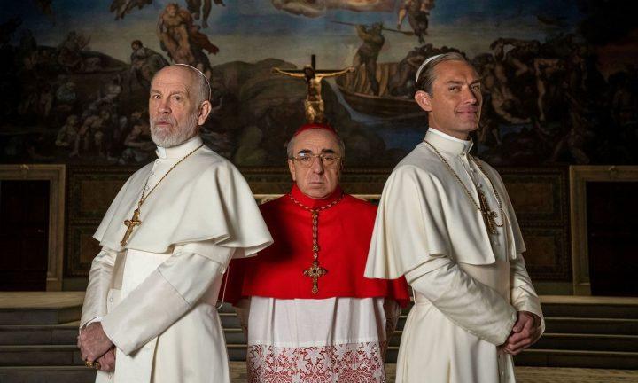the new pope- mutaciones