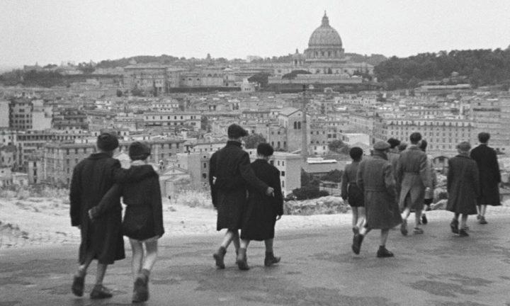 Roma, ciudad abierta (Roberto Rossellini, 1945)