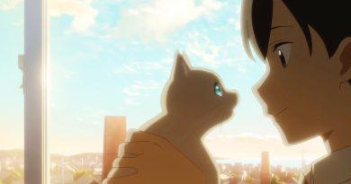 Amor de gata (A Whisker Away, Junichi Sato y Tomotaka Shibayama, 2020)