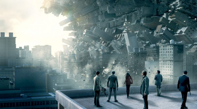 Origen, de Christopher Nolan