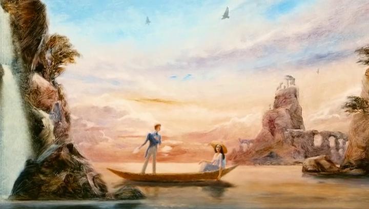 Mi amor, de Aleksandr Petrov