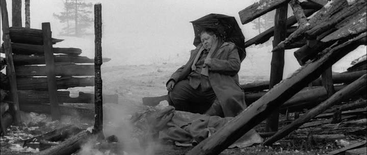 The Last Train (Aleksei German Jr, 2003)