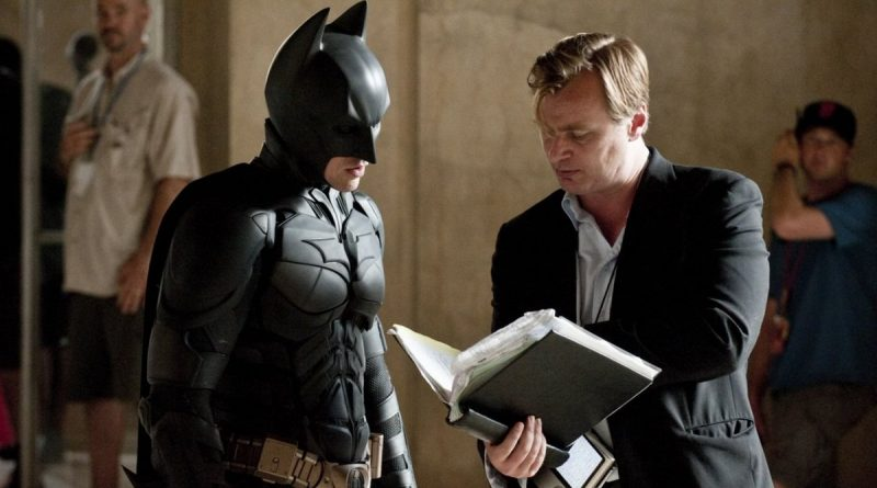 Batman y Christopher Nolan