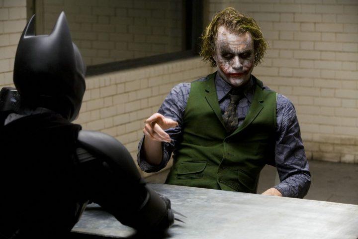 El caballero oscuro (2007)