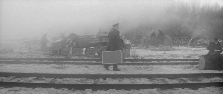 The Last Train (Aleksei German Jr, 2003)