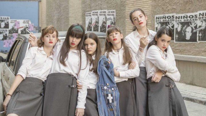 Las niñas. Revista Mutaciones