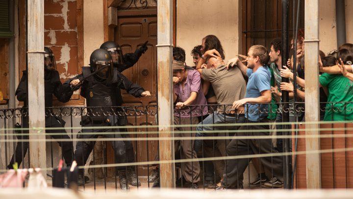 Antidisturbios. Revista Mutaciones