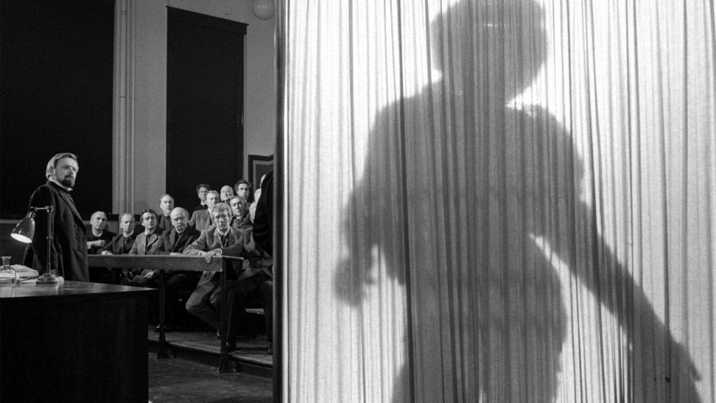 El hombre elefante John Hurt
