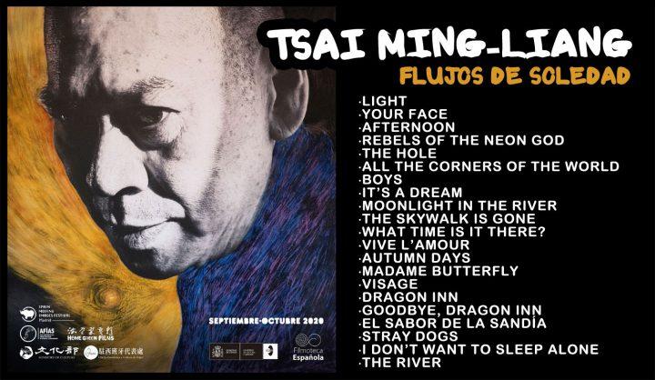Tsai Ming-liang en Filmoteca Española