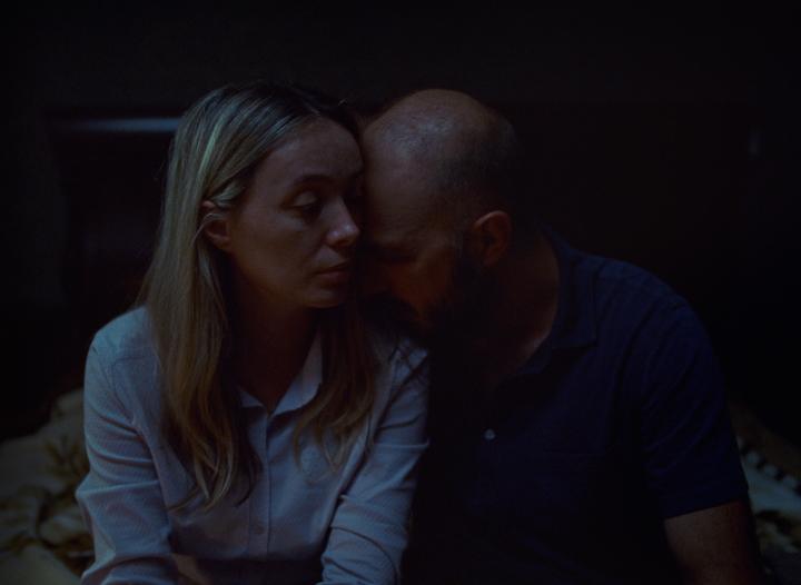 Yana y su marido en Beginning