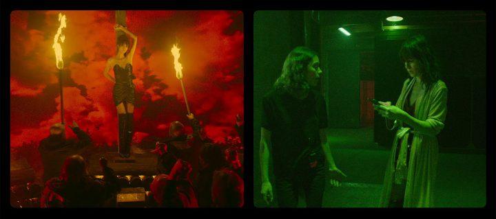 La pantalla partida de Gaspar Noé durante prácticamente todo el metraje