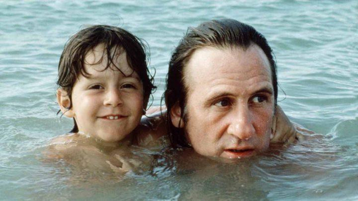 Gérard Depardieu en Le garcu (1995)