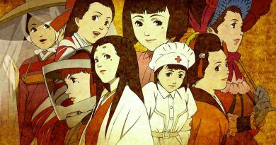Millennium actress. Revista Mutaciones
