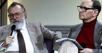 Ennio Morricone y Sergio Leone - Revista Mutaciones