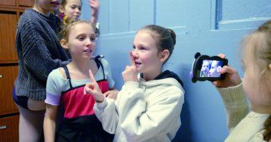 Little Ballerinas (Anne-Claire Dolivet, 2020)