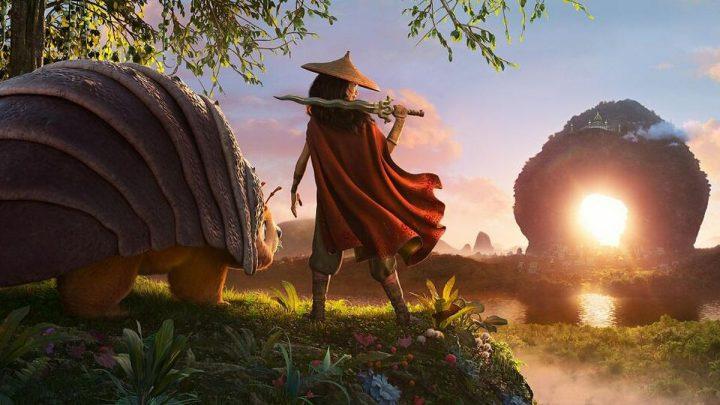 Raya y el ultimo dragon Revista Mutaciones