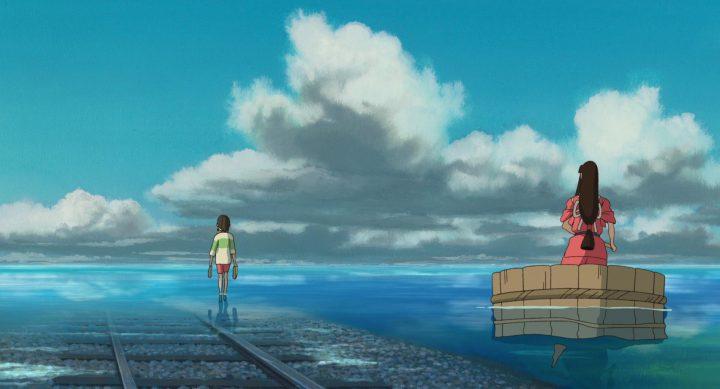 El viaje de Chihiro Revista Mutaciones