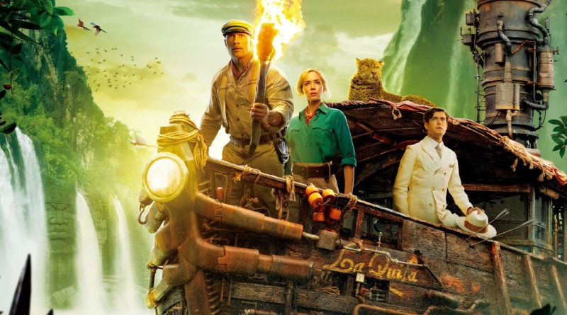 Jungle Cruise. Revista Mutaciones