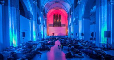 Max Richter's Sleep. Revista Mutaciones.