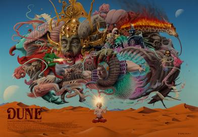 Dune, de Alejandro Jorodowsky